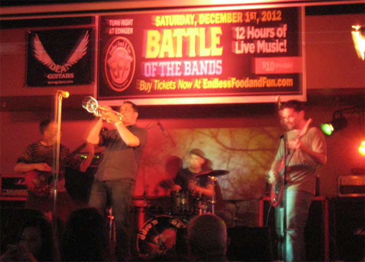 Karmikaze @ Surf City's 1st Annual Battle of the Bands